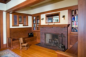 Michael Meyer Fine Woodworking Custom Cabinets