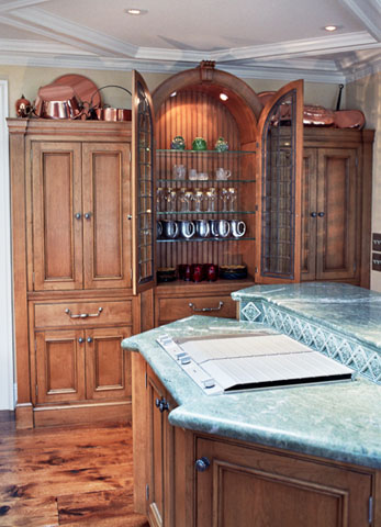 Michael Meyer Fine Woodworking Kitchen Remodeling and Construction